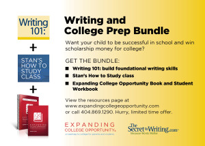Writing and College Prep Bundle
