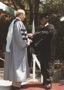 Commencement Day at Amherst College